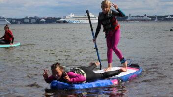Eelmise suve laste surfilaager